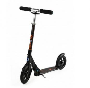 Micro Mobility Scooter Black