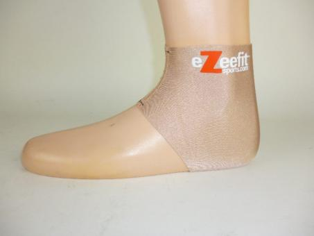 ezeefit Ankle Booties Ultrathin Tan