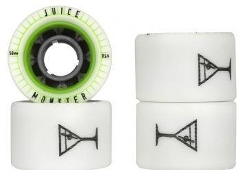 Juice Wheels Spiked - Rollschuhe Rollen (4er Set) 62mmx38mm