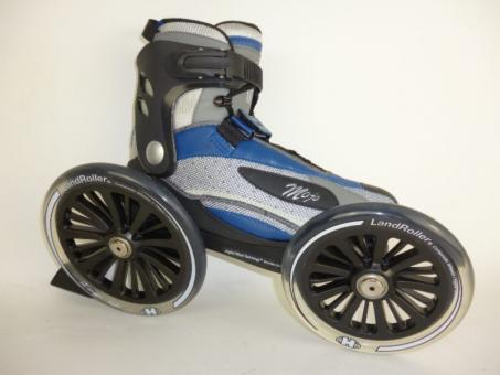 Landroller Skates Mojo Blau