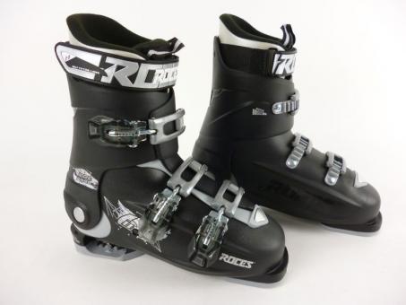 Roces IDEA Black/Silver Skischuhe