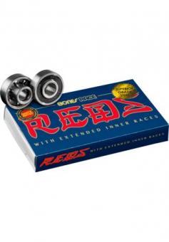Bones Race Reds Kugellager 608 (8er Set)