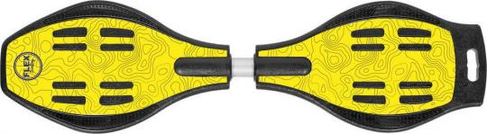 Flexsurfing Lite Waveboard Topography