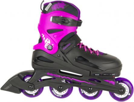 Rollerblade - Fury rosa - Kids Skates - Kinderskate