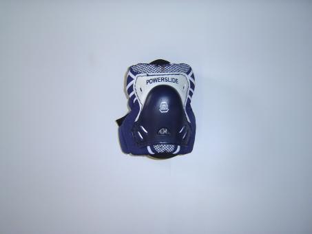 Powerslide Sports Ellbogenschützer Blau Größe XL