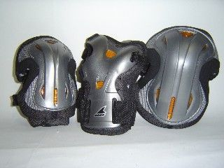 Rollerblade Protections Set Lux Gear