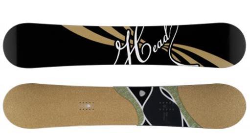 Head Snowboard Tiara i Women - Länge/Breite:149/23,9cm