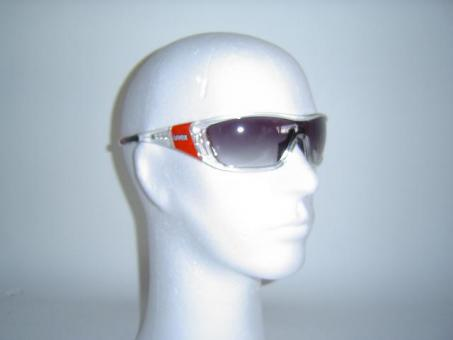 "Uvex Sportbrille ""chad"" clear"
