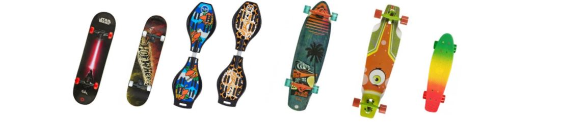 Skateoards
